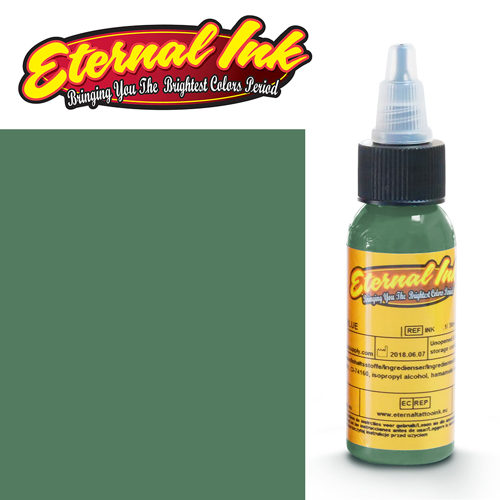 iTC Tattoo et Piercing - Encre ETERNAL, stérile, 1OZ/29ml JADE