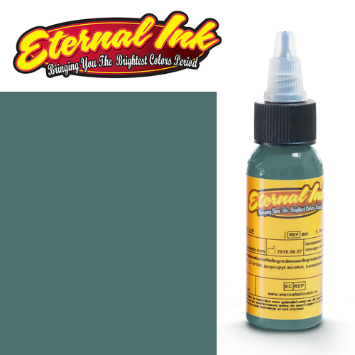 iTC Tattoo et Piercing - Encre ETERNAL, stérile, 1OZ/29ml BAY GRAY