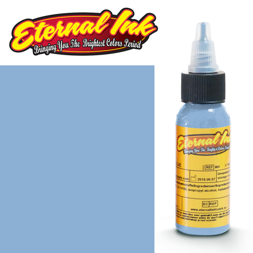 iTC Tattoo et Piercing - Encre ETERNAL, stérile, 1OZ/29ml EXHAUST