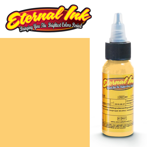 iTC Tattoo et Piercing - Encre ETERNAL, stérile, 1OZ/29ml JUPITER