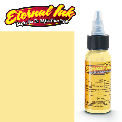 iTC Tattoo et Piercing - Encre ETERNAL, stérile, 1OZ/29ml SOLAR FLARE