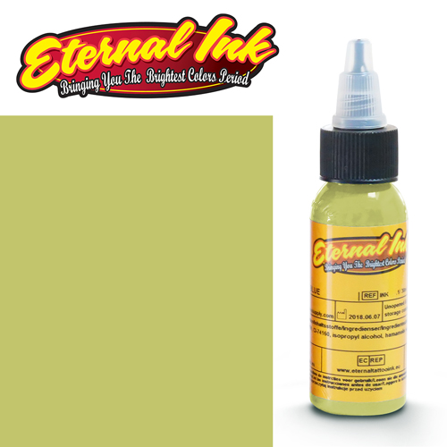 iTC Tattoo et Piercing - Encre ETERNAL, stérile, 1OZ/29ml ECTOPLASM