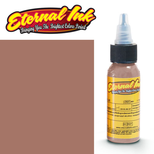 iTC Tattoo et Piercing - Encre ETERNAL, stérile, 1OZ/29ml PALE MAUVE
