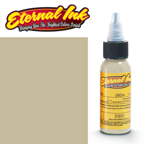 iTC Tattoo et Piercing - Encre ETERNAL, stérile, 1OZ/29ml SEPIA LIGHT
