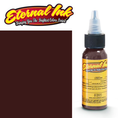 iTC Tattoo et Piercing - Encre ETERNAL, stérile, 1OZ/29ml PORT WINE