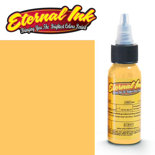 iTC Tattoo et Piercing - Encre ETERNAL, stérile, 1OZ/29ml SUNSTROKE