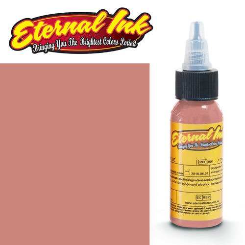 iTC Tattoo et Piercing - Encre ETERNAL, stérile, 1OZ/29ml PLUSH BLUSH