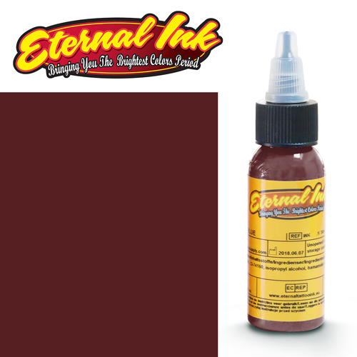iTC Tattoo et Piercing - Encre ETERNAL, stérile, 1OZ/29ml DIRTY SCARLET