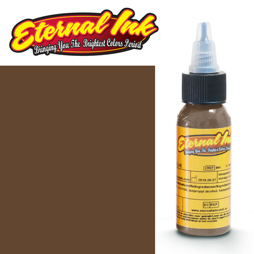 iTC Tattoo et Piercing - Encre ETERNAL, stérile, 1OZ/29ml CAFFEINE RUSH