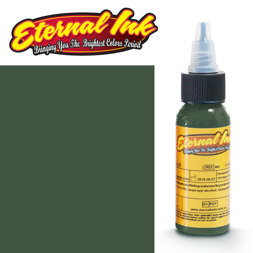 iTC Tattoo et Piercing - Encre ETERNAL, stérile, 1OZ/29ml TSUNAMI