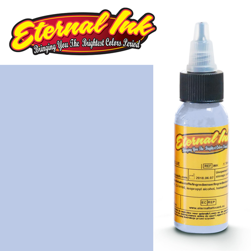 iTC Tattoo et Piercing - Encre ETERNAL, stérile, 1OZ/29ml ATMOSPHERIC LIGHT