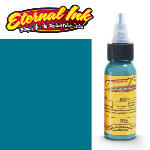iTC Tattoo et Piercing - Encre ETERNAL, stérile, 1OZ/29ml OCEAN DARK