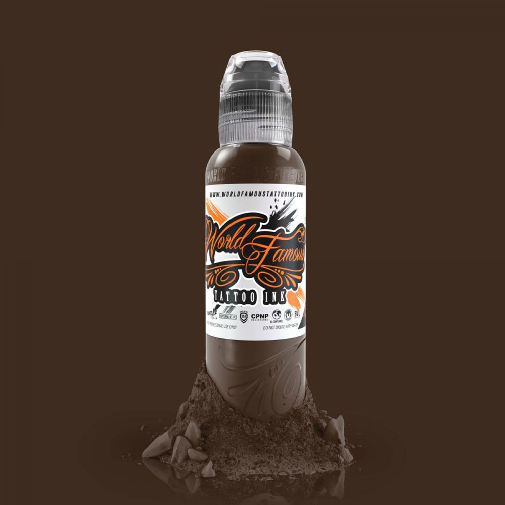 iTC Tattoo et Piercing - Encre World Famous Ink stérile 30ml, coloris Hoover Dam