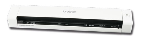 Scanner mobile BROTHER � d�filement A4 - 0K009