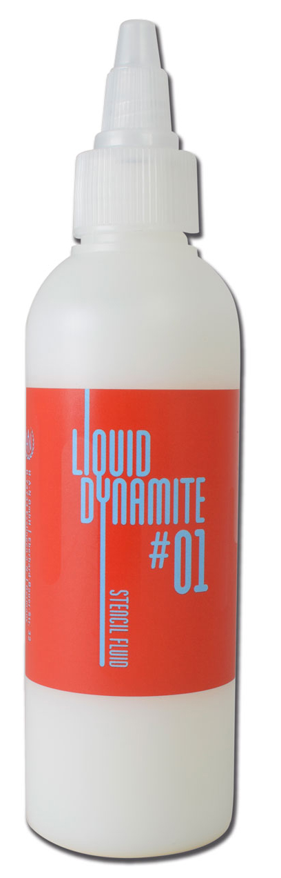 iTC Tattoo et Piercing - GEL de transfer Liquid Dynamite #1 100ml