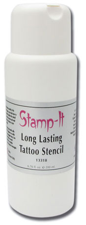 iTC Tattoo et Piercing - Liquide de transfert STAMP-IT, 200 ml.
