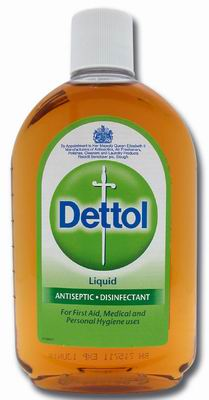 iTC Tattoo et Piercing - Dettol. 500ml