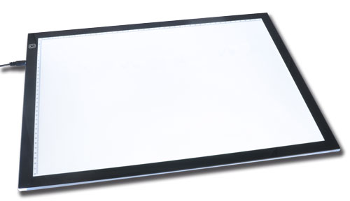 Tablette lumineuse à LED Format A3 - 0K044