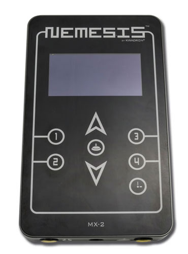 Alimentation Tattoo NEMESIS MX2