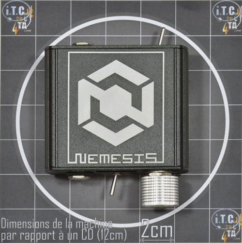 Alimentation Tattoo NEMESIS - 0K049