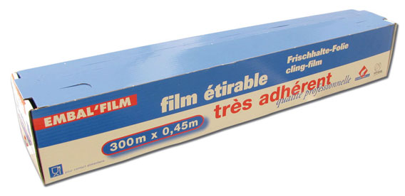Film alimentaire - 0K156