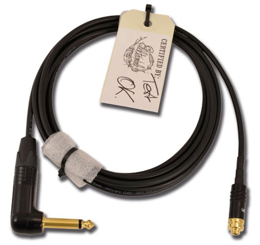 iTC Tattoo et Piercing - ELEKTRONINK Clip-cord THE LITTLE Jack 6,35 Spécial HAWK