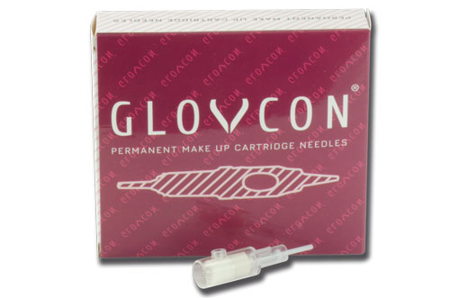 10 Modules Stériles à clip GLOVCON Micro Needling 9 pointes