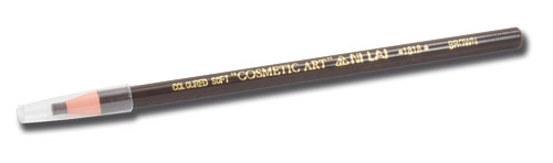iTC Tattoo et Piercing - Crayon dermographique Marron pour maquillage permanent