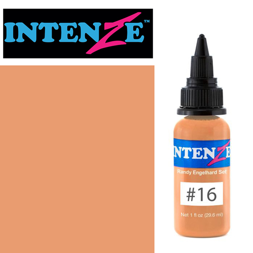 iTC Tattoo et Piercing - Encre INTENZE, stérile, 30ml, Randy Engelhard N°16