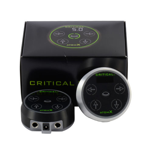 iTC Tattoo et Piercing - Alimentation CRITICAL ATOM X
