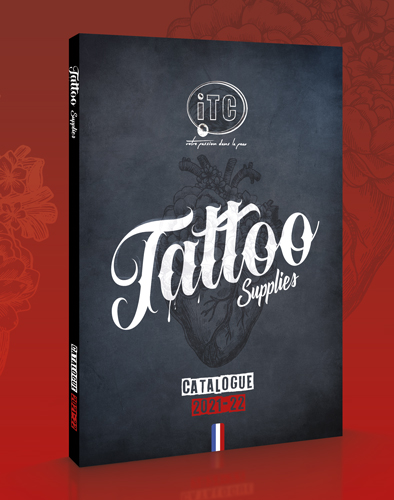 iTC Tattoo et Piercing - Catalogue -pro- mat�riel tatouage 2016