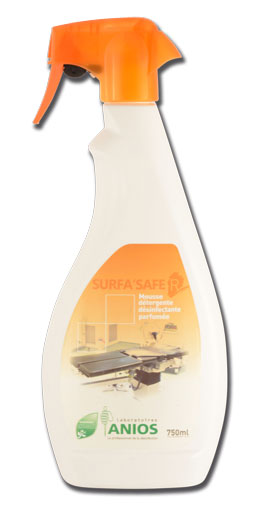 iTC Tattoo et Piercing - SURFA'SAFE R Parfumé à l'orange 750ml- ANIOS