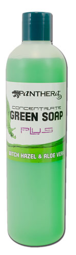 Green Soap Plus PANTHERA - ZG202