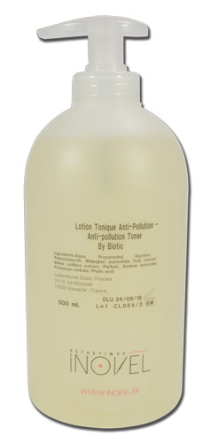 iTC Tattoo et Piercing - Lotion Tonique anti-pollution  By BIOTIC - 500ml
