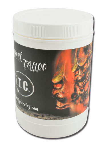 iTC Tattoo et Piercing - Onguent tattoo pot 1litre
