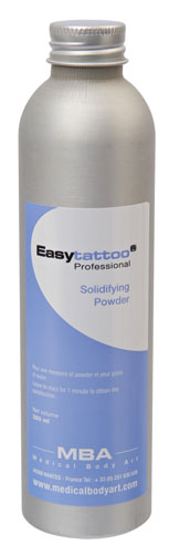 iTC Tattoo et Piercing - EASYTATTOO® PRO Solidifiant 200ml