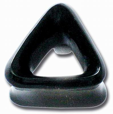 iTC Tattoo et Piercing - Plug corne triangle