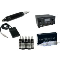 Kit Machine tattoo Rotative Essentiel Plus