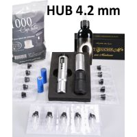Kit Machine Tattoo Rotative sans Fil SAILOR PEN V2 ,2batteries, Hub 4.2 mm