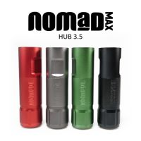 NOMAD MAX Machine Tattoo rotative sans fil, Hub. 3,5 mm
